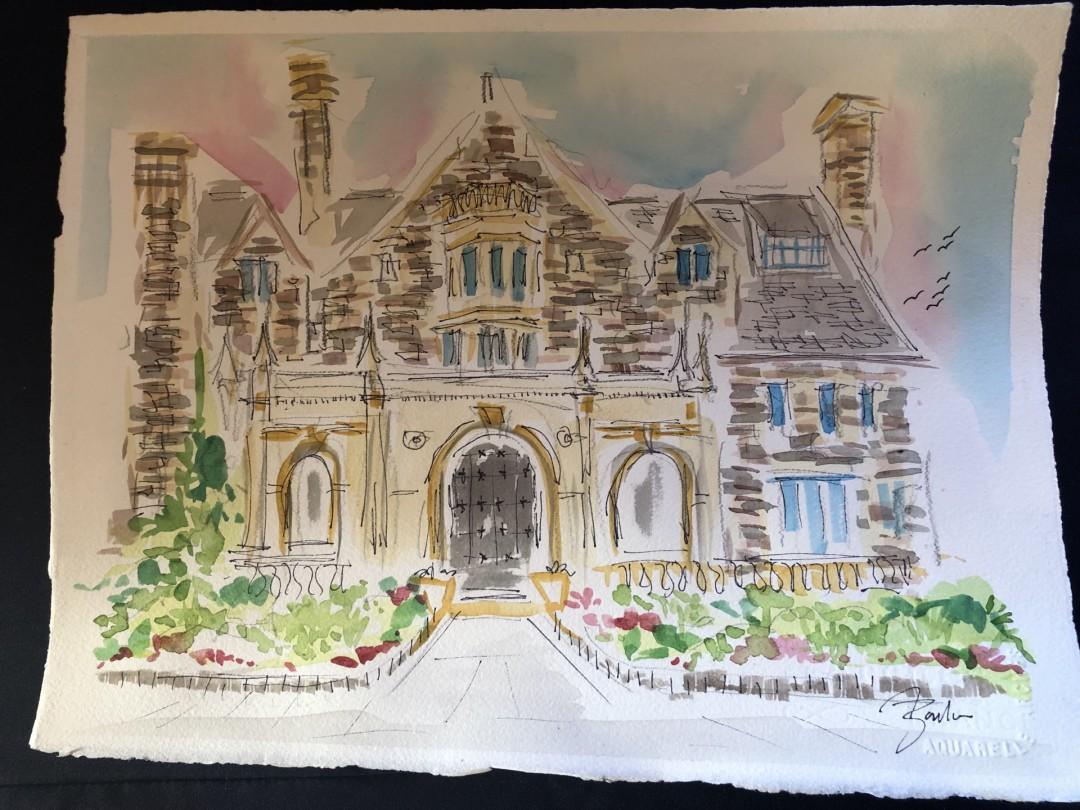 Academy of Notre Dame Mansion I