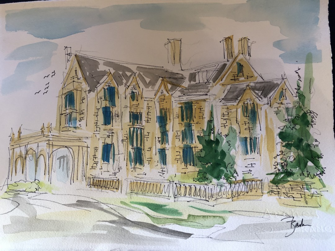 Academy of Notre Dame Mansion II
