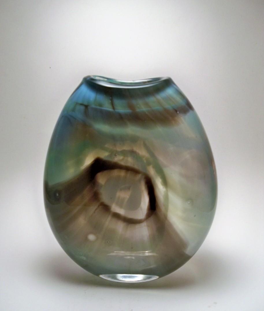 Watercolor Series Vase II