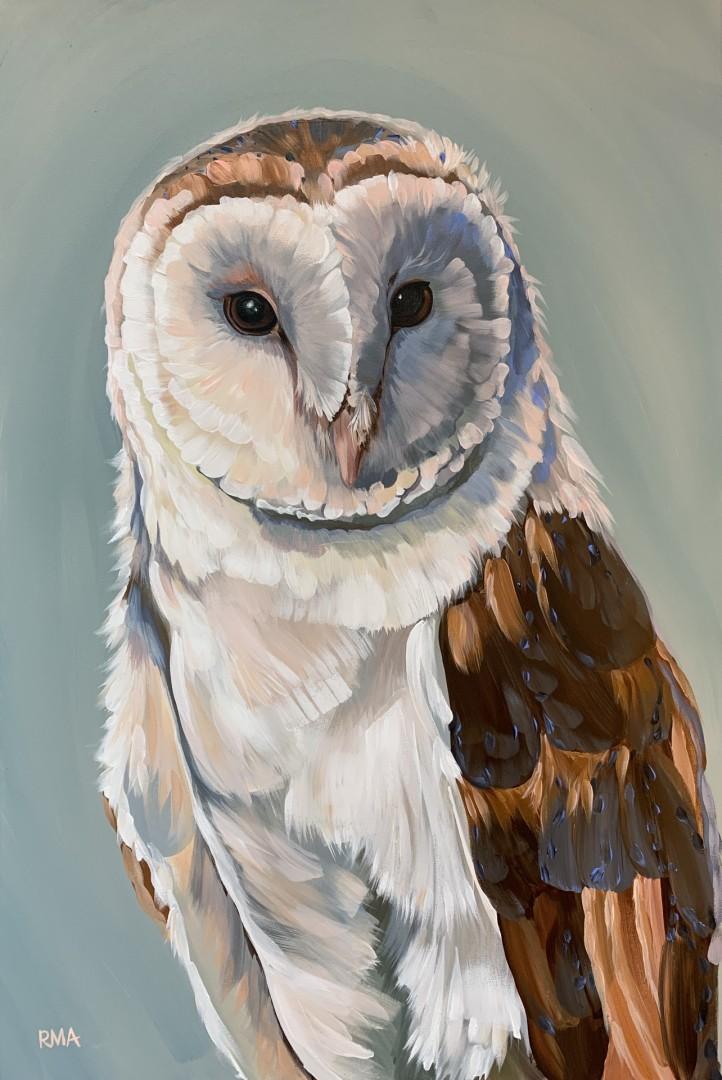 Howie, Original Art