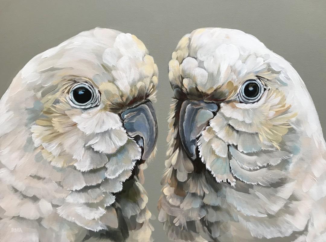 Vic & Didi, Original Art
