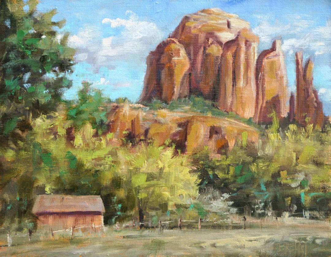 Sedona - Red Rock Crossing