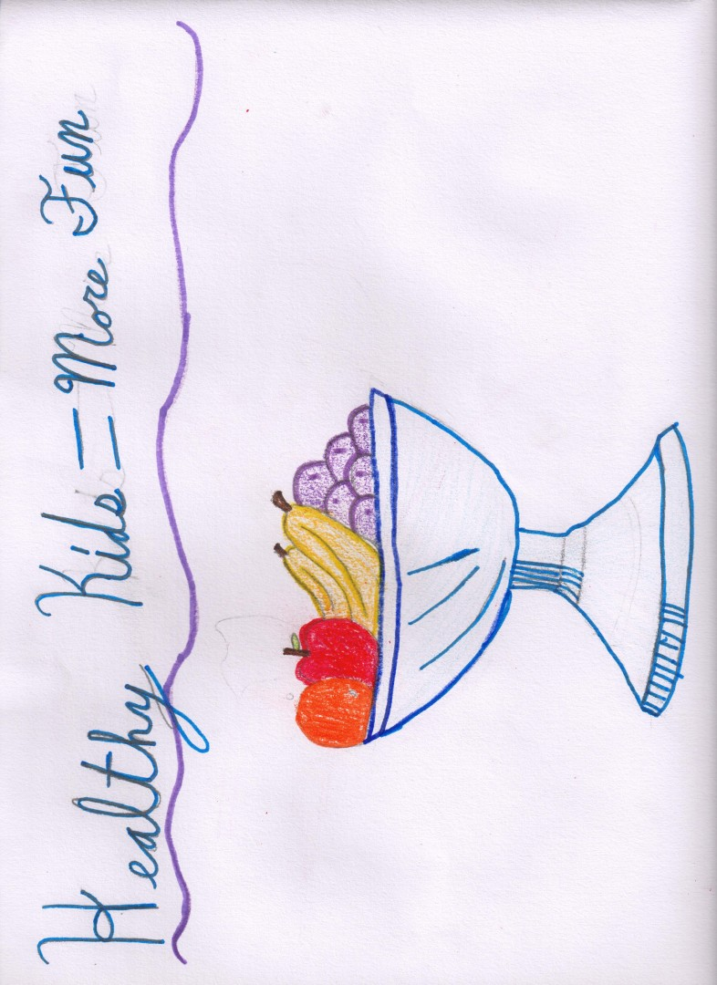 Johannah Shamblin Age 9