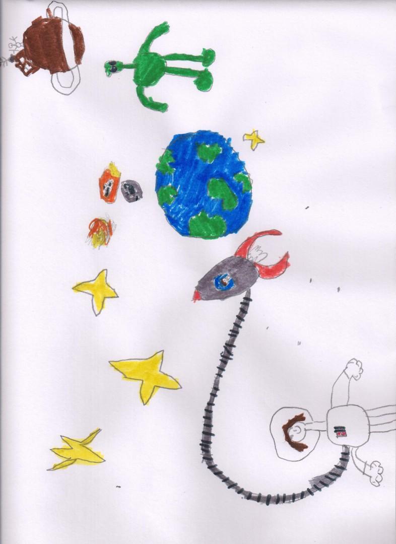 William Shamblin Age 6