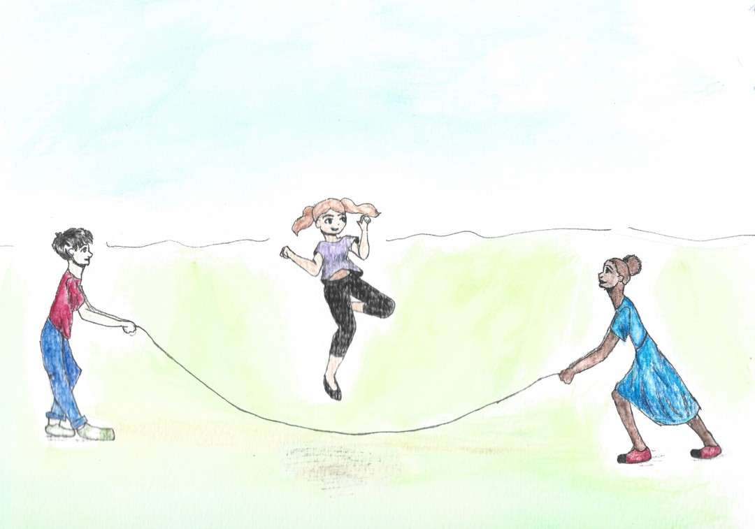 Playing Jumprope