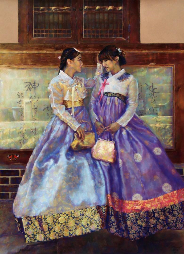 Two girl