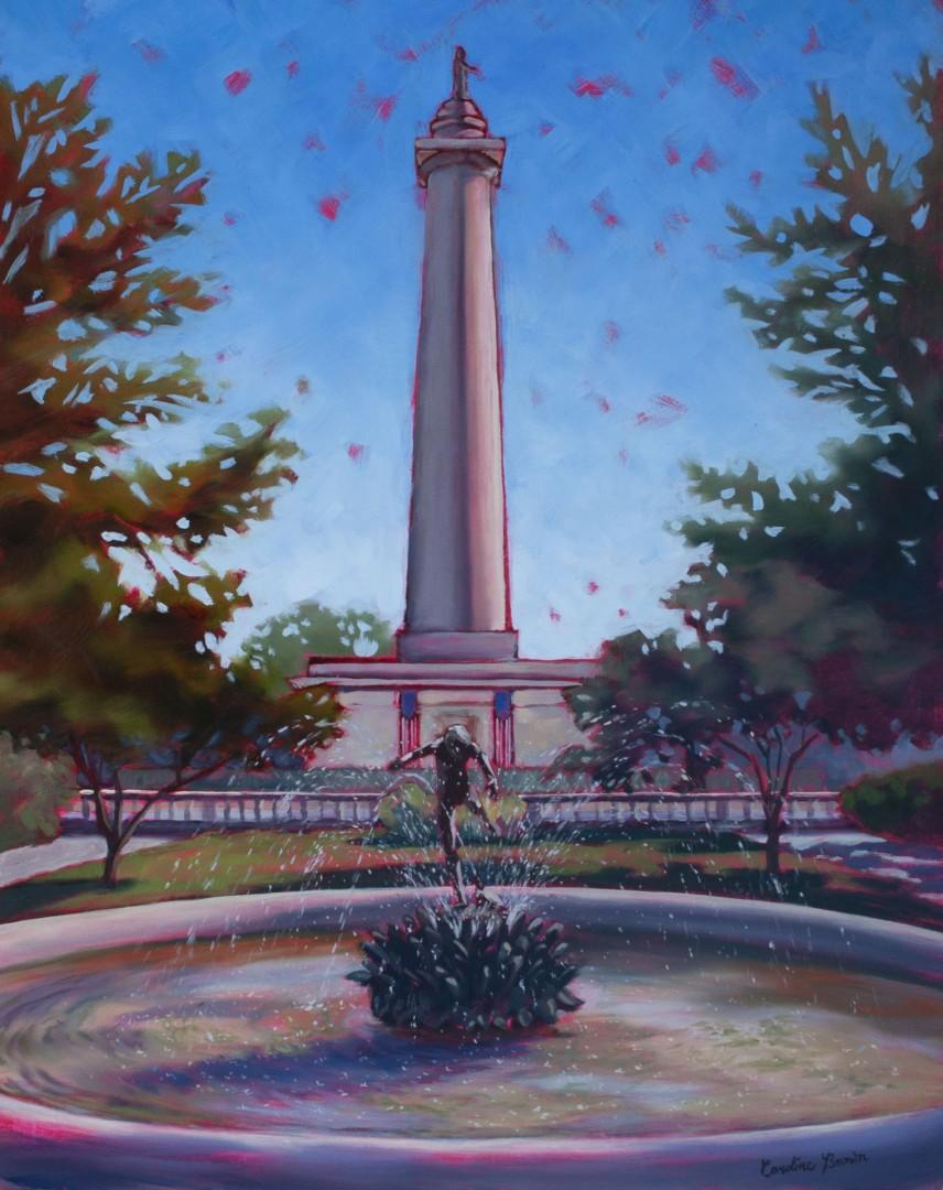 Monument City