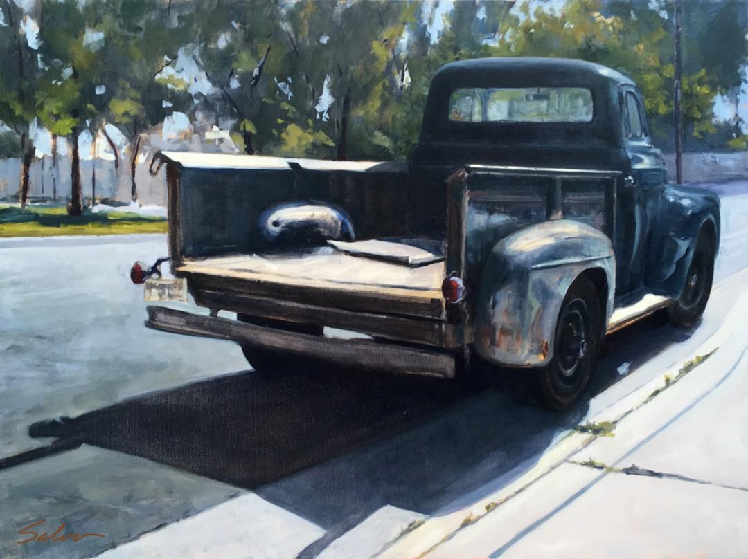 51 Ford Curb side