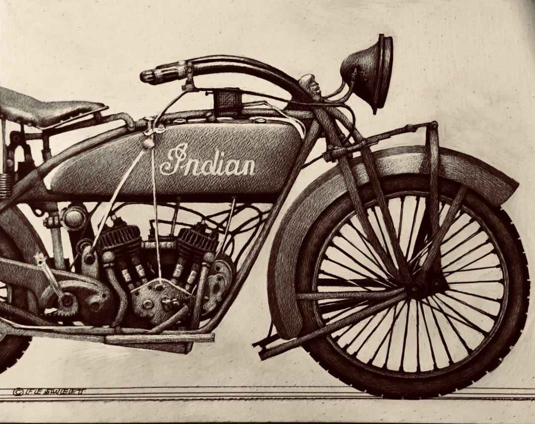 An old Indian