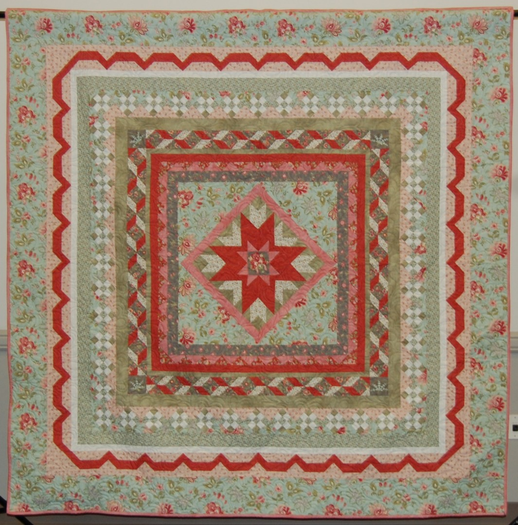 Borders Mystery Quilt