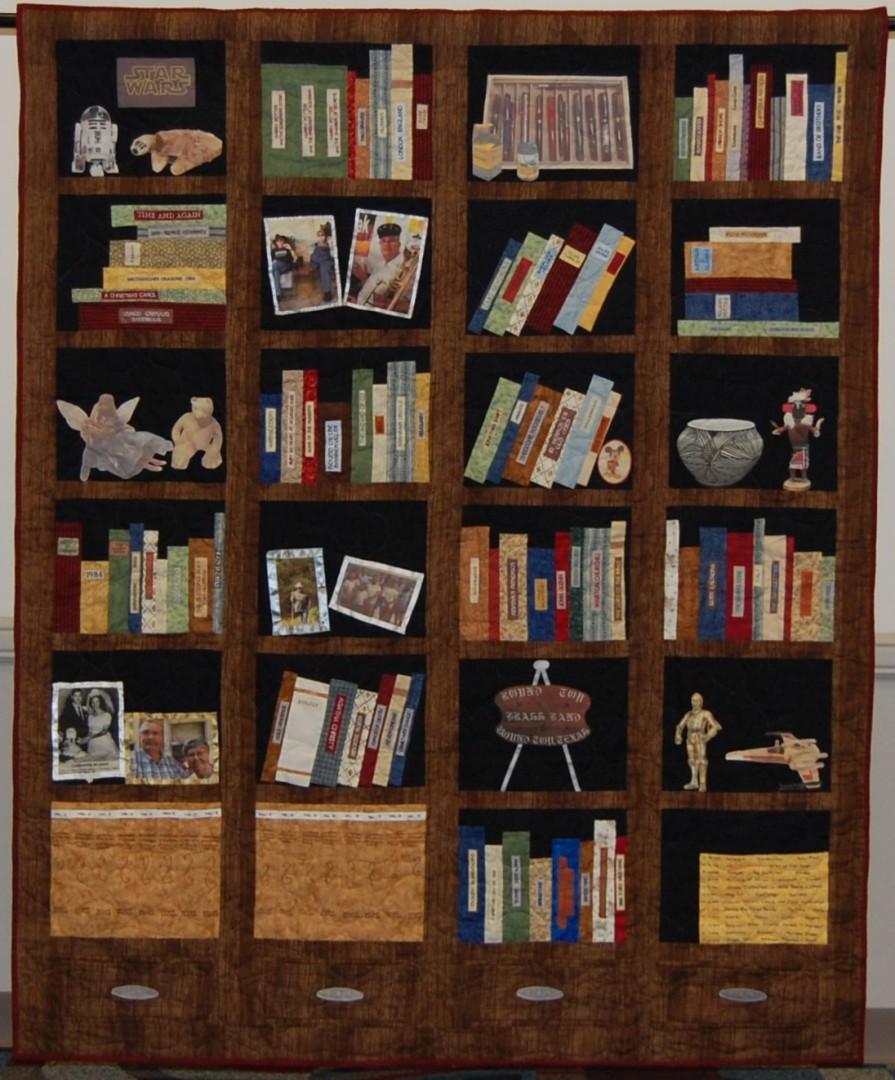 Tony's Library