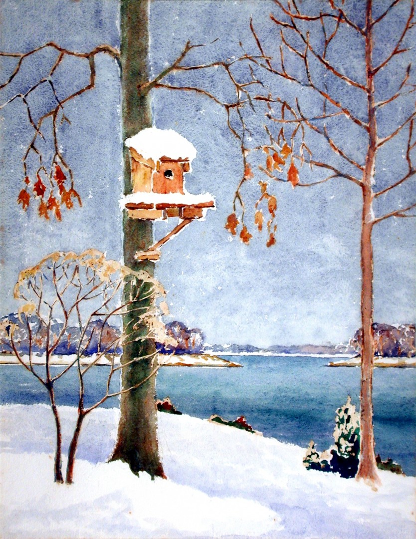 Seasons: Winter - A Members' Juried Showcase Exhibition
