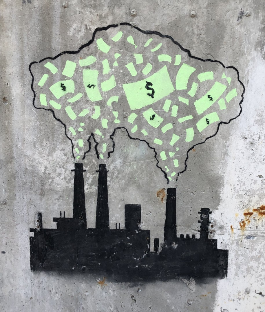 Pollution for Profit