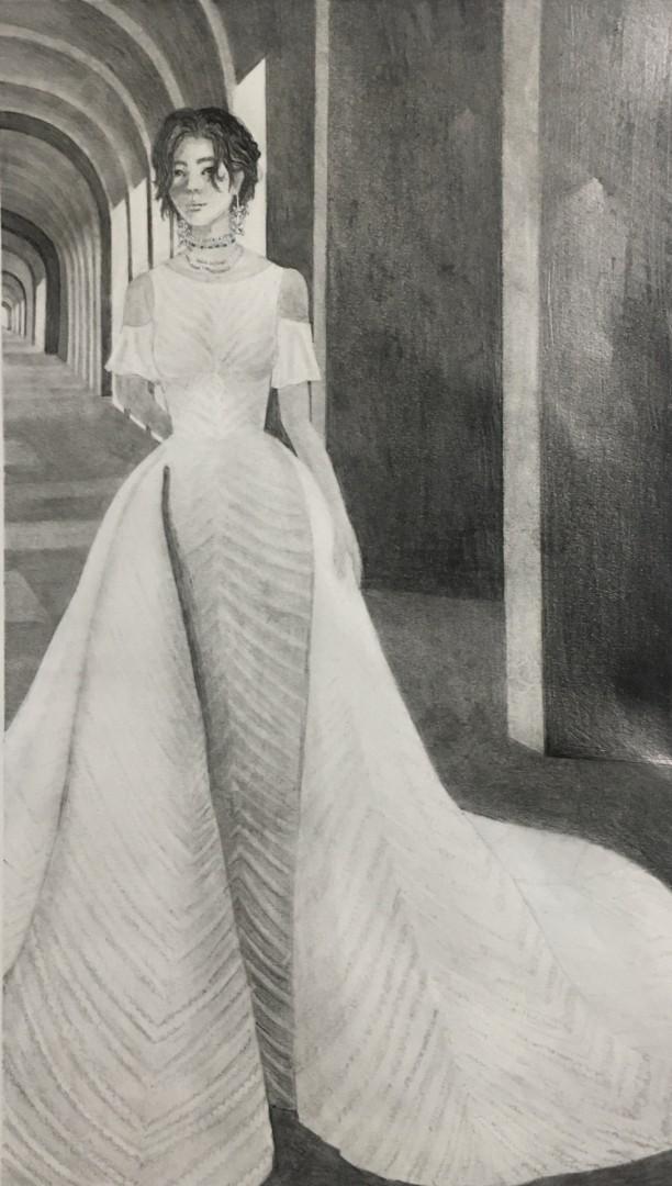 Elegance in Androgyny
