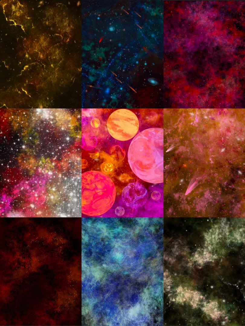 Possible Galaxies