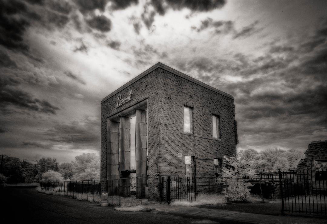Deindustrialization, Uxbridge #1