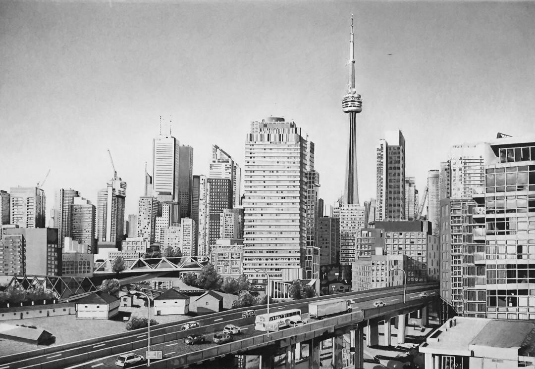 Torontoscape