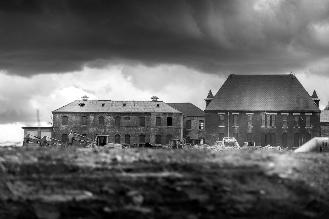 Westboro State Hospital Demolition