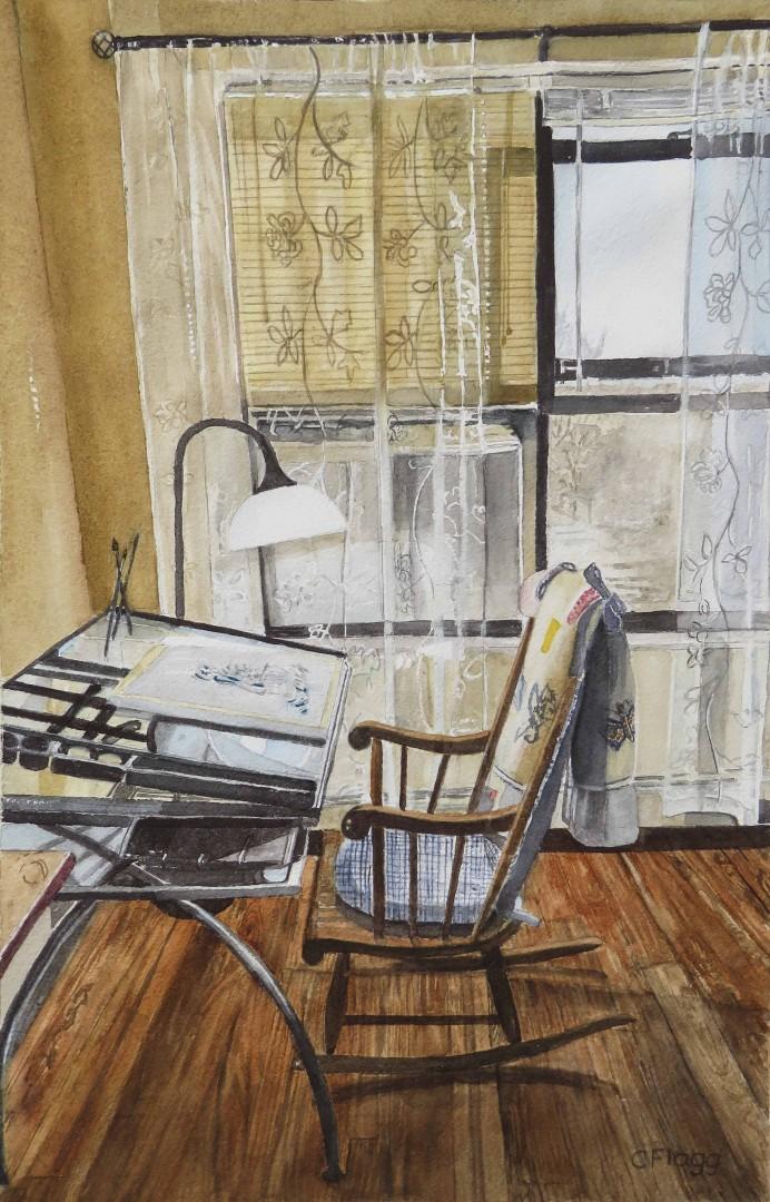 Cozy Art Studio