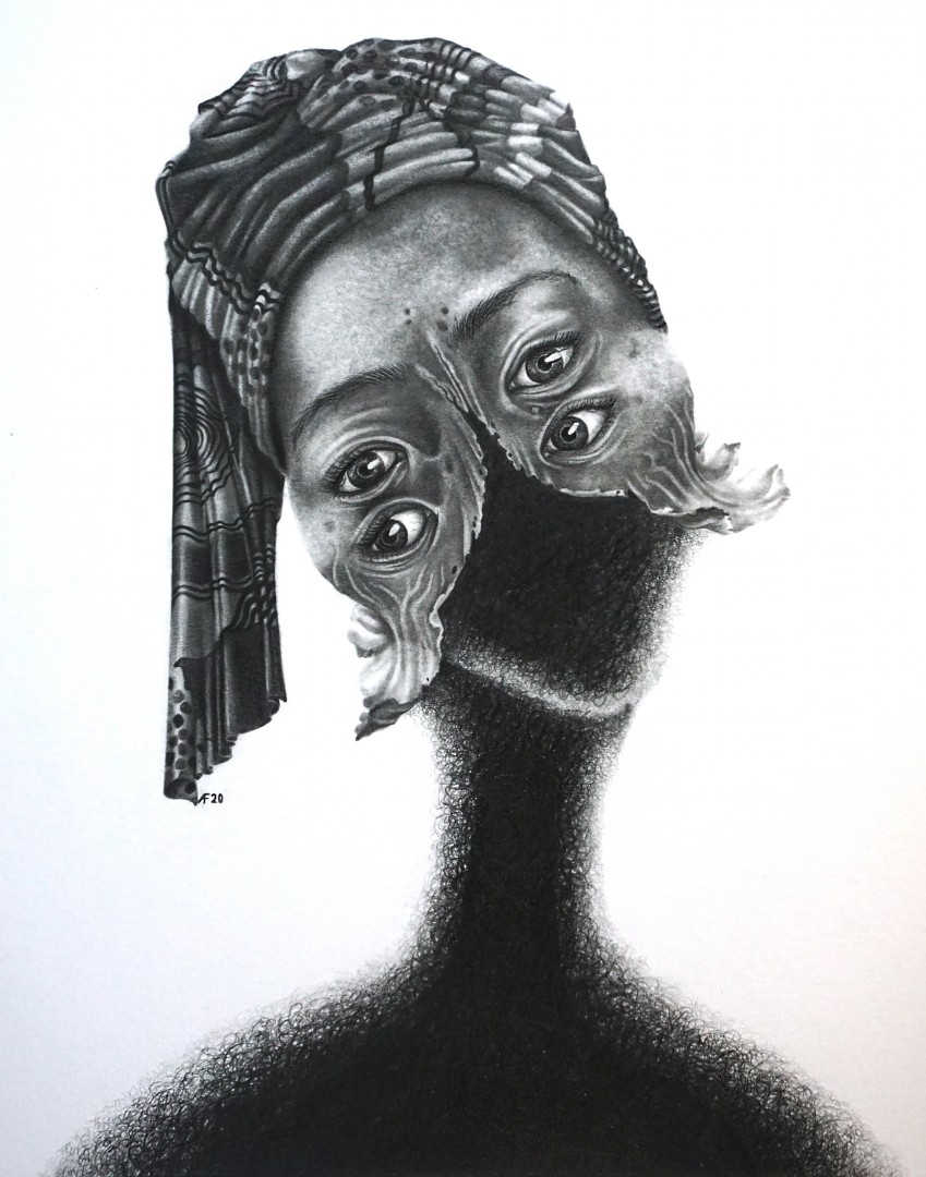 Portrait of Flolynda