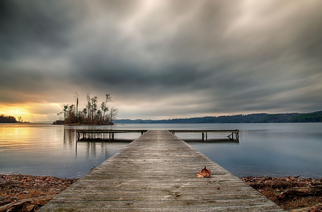 Beside the Still Water