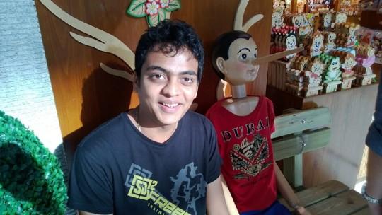 Jeeten Patel user profile