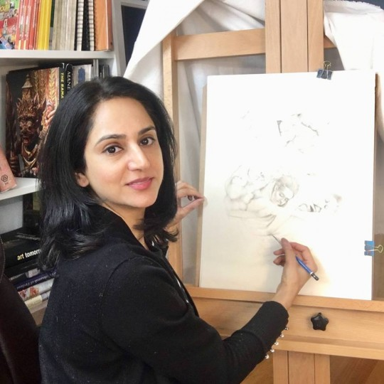 Saira  Wasim user profile