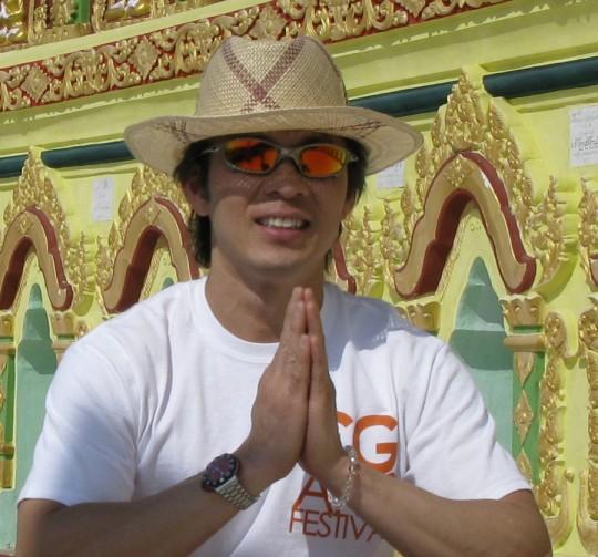 Michael Chen user profile