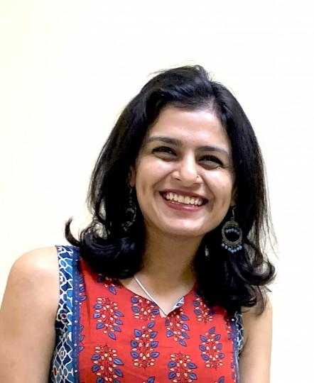 Priya  Dave user profile