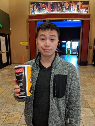 Ming Luke user profile