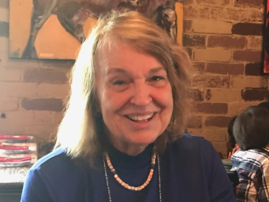 Carol MacAllister user profile