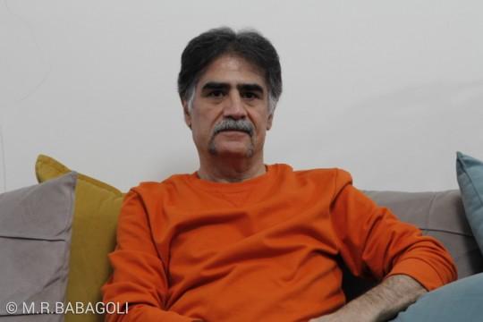 MohammadReza Babagoli user profile