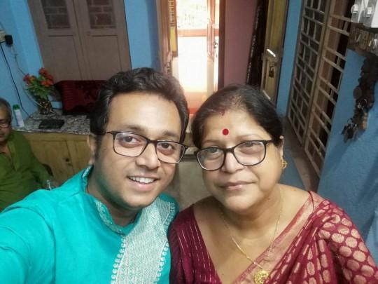Anirban Chakraborti user profile