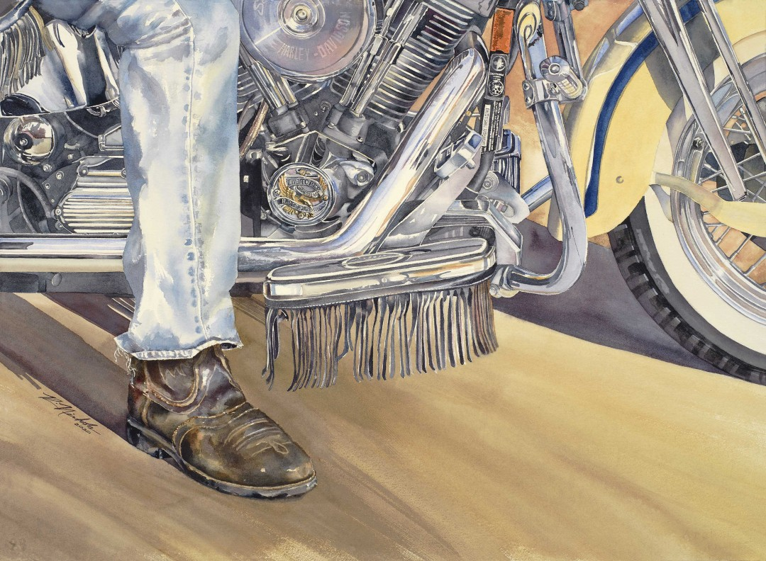 The Conversation, Boots and Bike