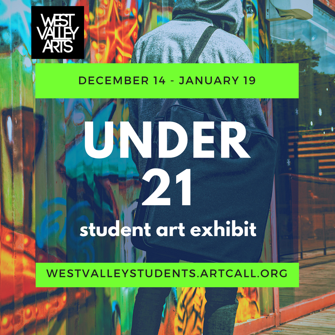 West Valley Students Exhibit