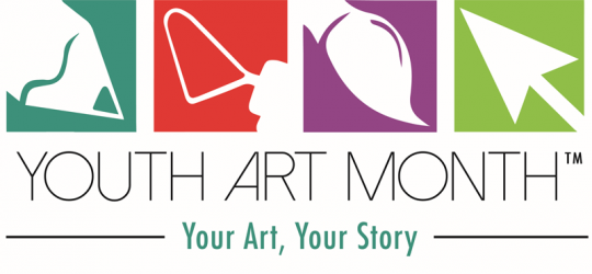 Youth Art Month Exhibition 2019