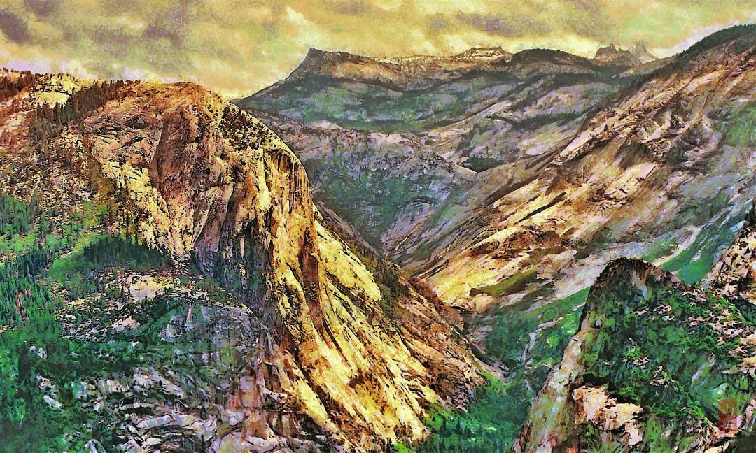 Yosemite Park1