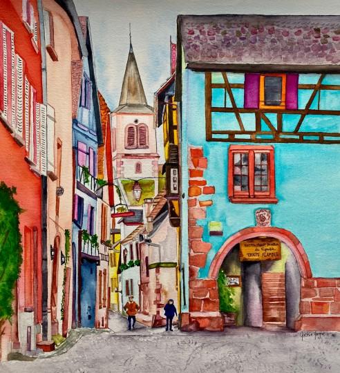 Riquewihr, Asace France