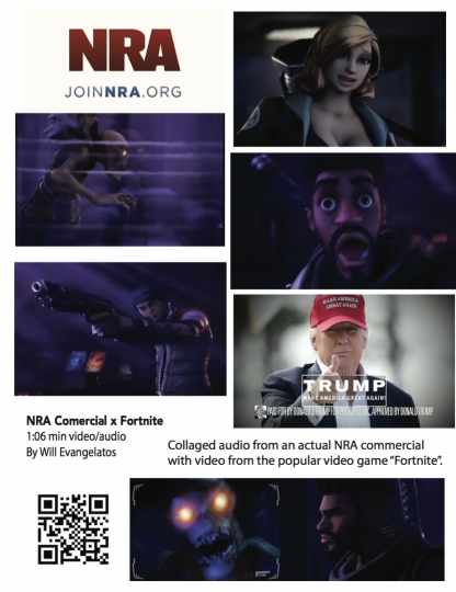 NRA Comercial x Fornite