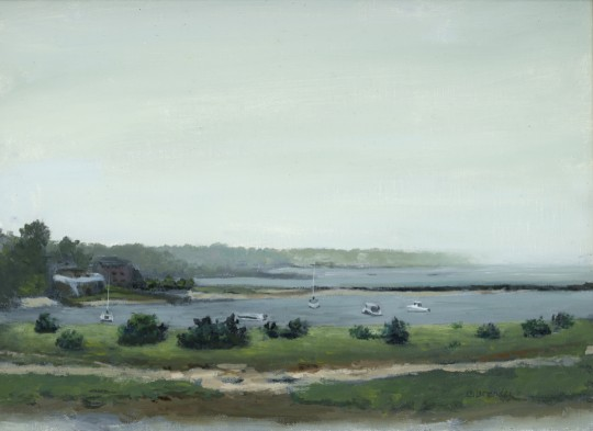 Cape Cod on a Rainy Day