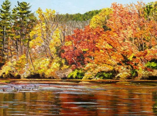 Little River Autumn