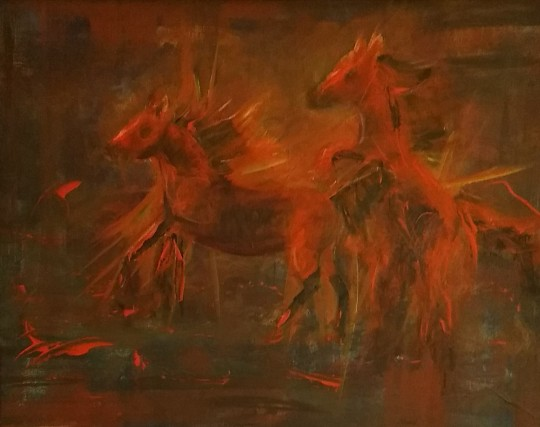 Horses of Fire