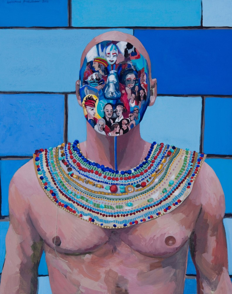 Benoit - artwork by Kristine McCallister: