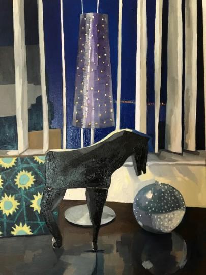 Night Horse, UnStill Life