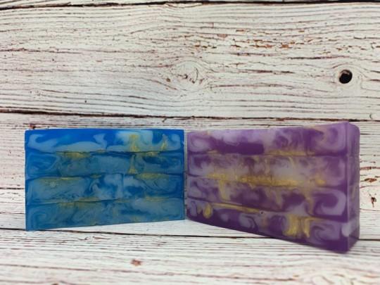 Cosmic Marble Soap
