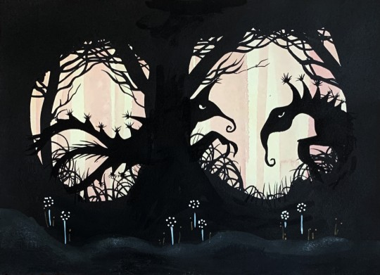 What Lurks in the Woods - The Snufflopines