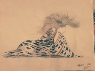 Asdzání - woman