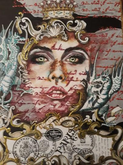 Written portrait