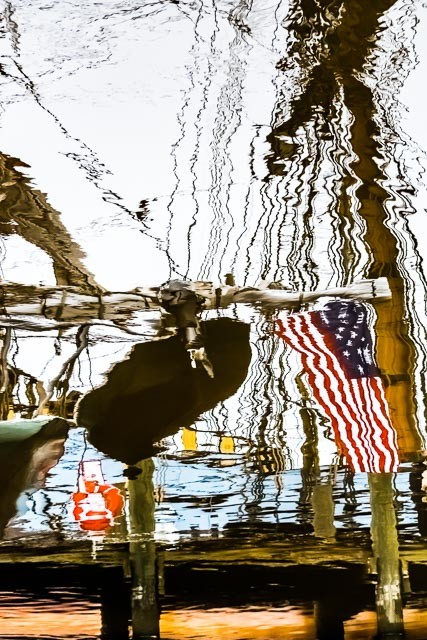 Maritime Medley - artwork by Michelle Gladu: surrealism photography, reflection photography, creative photography Maritime, Surrealism, Photography Digital, Canvas