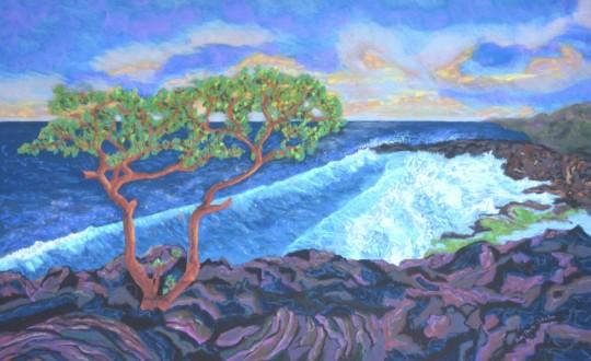 Splendid Hawaii Sunrise